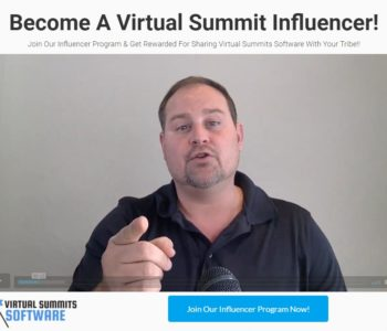 VIRTUAL SUMMITS SOFTWARE INFLUENCER!